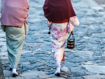 織物の街足利で、着物散歩しませんか?